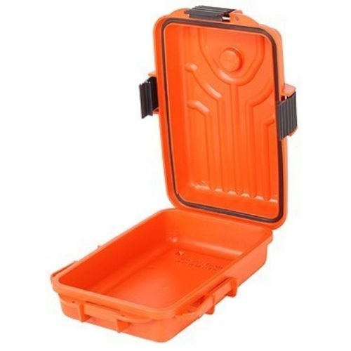 MTM Travel-Survivor Dry Box - Orange