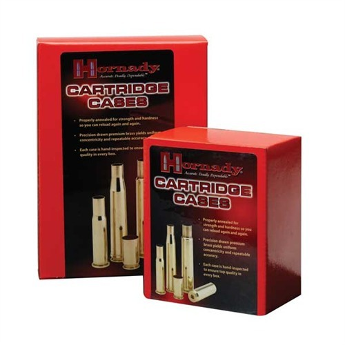 Hornady Brass Unprimed 50/ct