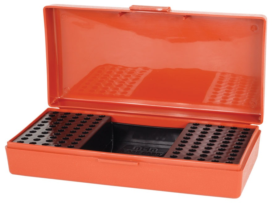 MTM Flip-Top Ammo Box 22 Long Rifle Rimfire Competition 100-Round Plastic -  sc 1 st  Reloading Unlimited : ammo storage box  - Aquiesqueretaro.Com