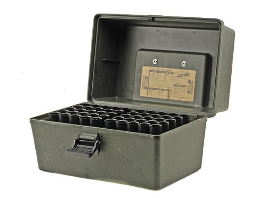 MTM Shotshell Box with Handle 2-3/4  3  100-  sc 1 st  Reloading Unlimited : ammo storage box  - Aquiesqueretaro.Com