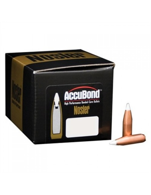 Nosler Rifle Bullets AccuBond