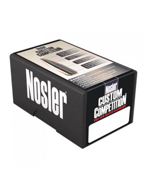 Nosler Rifle Bullets Custom Competition