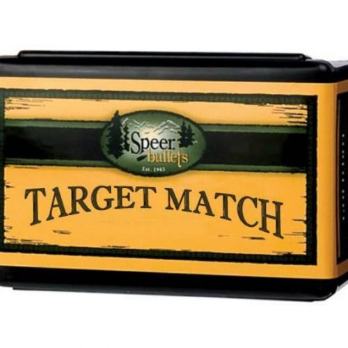 "Speer Rifle Bullets 7mm (.284"") 145gr Target Match HPBT - 100/bx"