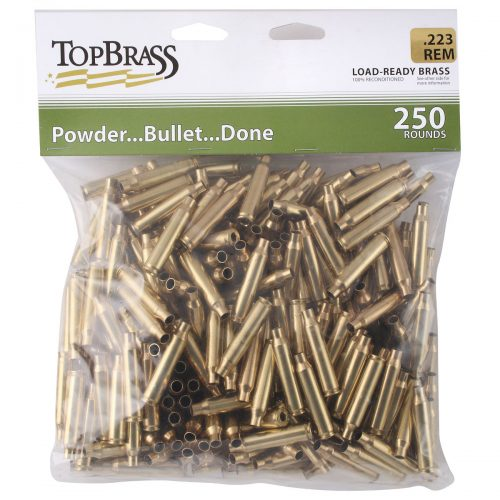 Top Brass .223 Rem 250/ct