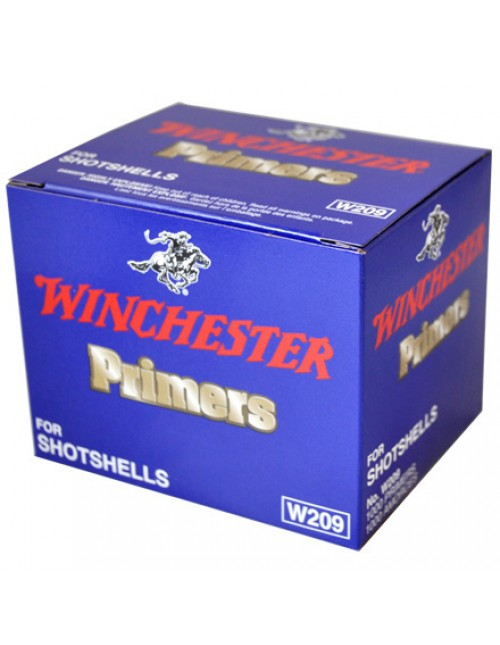 Winchester shotshell primers