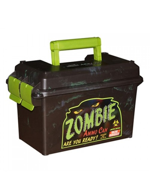 MTM Limited Edition Zombie Ammunition Can 50 Caliber