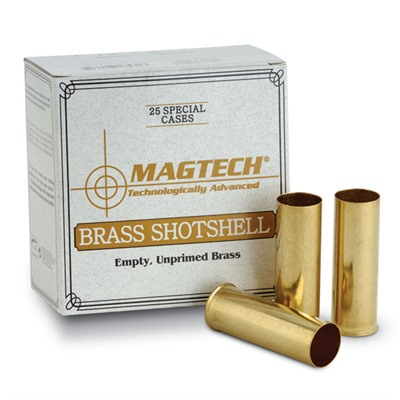 MagTech Shotshell Brass 28 Gauge