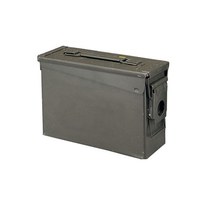 30 Cal Forest Green Ammo Can