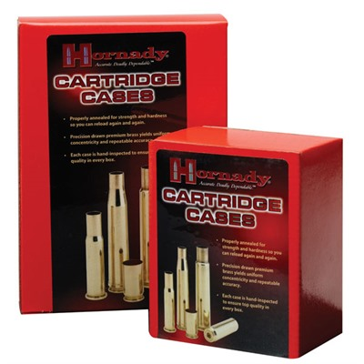 Hornady Brass 8x57 JRS Unprimed 50/ct