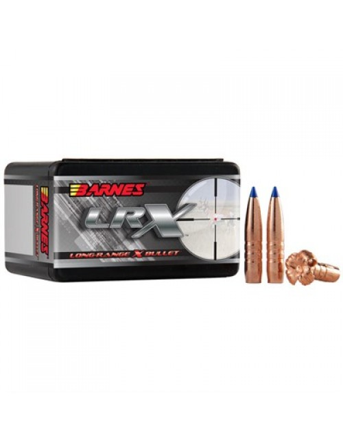 "Barnes Rifle Bullets 338 cal (.338"") 280gr LRX BT - 50/bx"