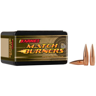 "Barnes Rifle Bullets 7mm (.284"") 171gr BT Match Burners - 100/bx"