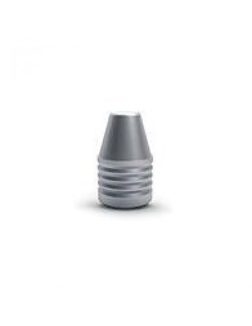 Lee 6-Cavity Bullet Mold TL356-124-TC 9mm Luger, 38 Super, 380 ACP (356 Diameter) 124 Grain Tumble Lube Truncated Cone