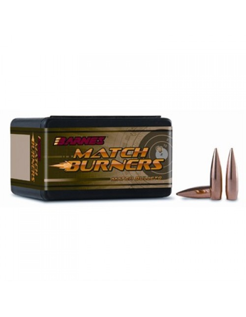 "Barnes Rifle Bullets 22 cal (.224"") 69gr BT Match 100/bx"