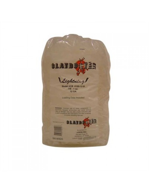 Claybuster Wad 7/8-1oz (Replaces WJ12)