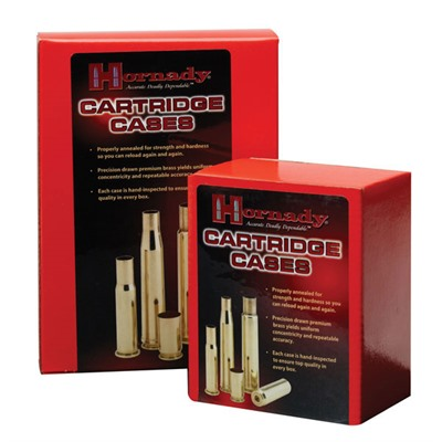 Hornady Brass 6.5mm-284 Unprimed 50/ct