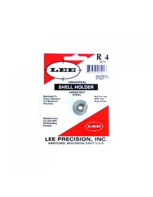 Lee R4 Universal Shell Holder