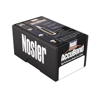 Nosler Rifle Bullets AccuBond SP