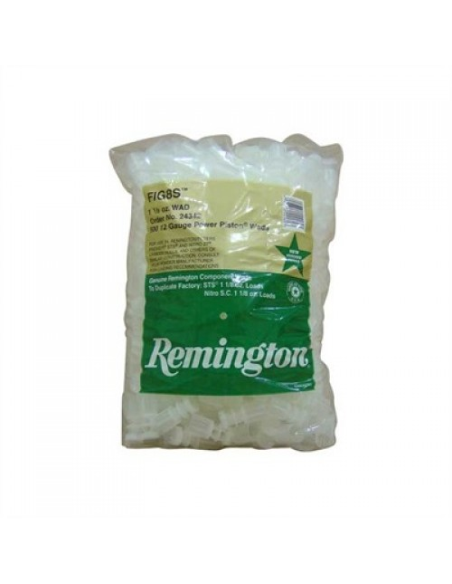 Remington Wad 24342 12ga 1 1/8oz Target Load Stitched